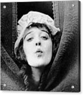 Mabel Normand, Ca. Mid-1910s Acrylic Print by Everett