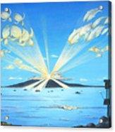 Maui Magic Acrylic Print by Jerome Stumphauzer