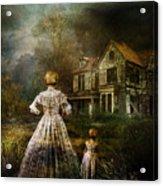 Memories Acrylic Print by Mary Hood