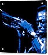 Miles Davis Acrylic Print by DB Artist