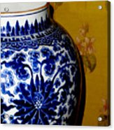 Ming Vase Acrylic Print by Al Bourassa