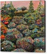 Minnesota Memories Acrylic Print by Nadine Rippelmeyer