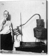 Moonshine Distillery, 1920s Acrylic Print by Granger