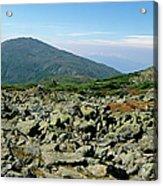 Mount Jefferson - White Mountains New Hampshire  Acrylic Print by Erin Paul Donovan