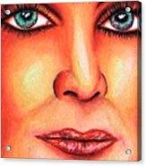 Myernasty Acrylic Print by Joseph Lawrence Vasile