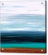 Mystic Shore Acrylic Print by Sharon Cummings