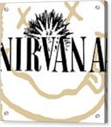 Nirvana No.06 Acrylic Print by Caio Caldas