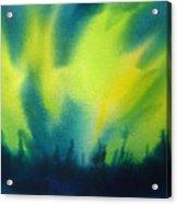 Northern Lights I Acrylic Print by Kathy Braud