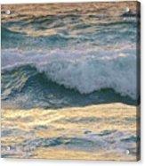 Oh  Majestic Ocean Acrylic Print by E Luiza Picciano