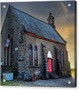 Old Church Acrylic Print by Charuhas Images