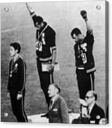 Olympic Games, 1968 Acrylic Print by Granger