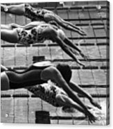 Olympic Games, 1972 Acrylic Print by Granger