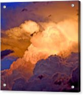 One Cloudy Afternoon Acrylic Print by James Steele
