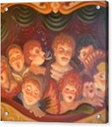 Opera Delight Acrylic Print by Scott Jones