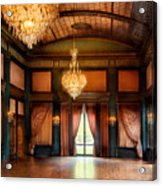 Other - The Ballroom Acrylic Print by Mike Savad