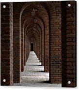 Perspectives Acrylic Print by Susanne Van Hulst