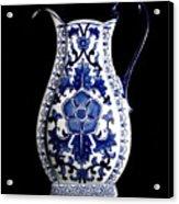 Porcelain1 Acrylic Print by Jose Luis Reyes