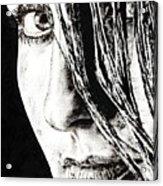 Purpose Acrylic Print by Richard Young
