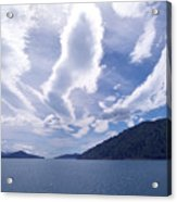 Queen Charlotte Sound Acrylic Print by Kevin Smith