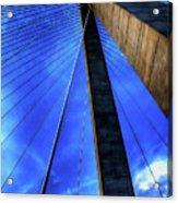 Ravenel Sky Acrylic Print by Drew Castelhano
