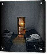 Rays Of Freedom Acrylic Print by Evelina Kremsdorf