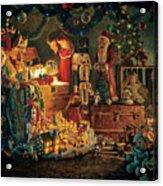 Reason For The Season Acrylic Print by Greg Olsen
