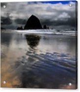 Reflected Glory Acrylic Print by David Patterson