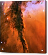 Release - Eagle Nebula 1 Acrylic Print by The  Vault - Jennifer Rondinelli Reilly