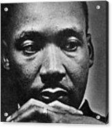 Rev. Martin Luther King Jr. 1929-1968 Acrylic Print by Everett