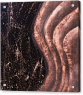 Reverberation Acrylic Print by Bojana Randall