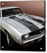 S S Camaro Acrylic Print by Bill Dutting