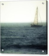 Sailing Acrylic Print by Lyle  Huisken