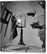 Salvador Dali 1904-1989 Acrylic Print by Granger