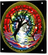 Sea Of Color Acrylic Print by Pam Ellis