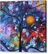 See The Beauty Acrylic Print by Megan Duncanson