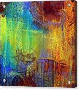 Shadows Of The Dream II Acrylic Print by Lolita Bronzini