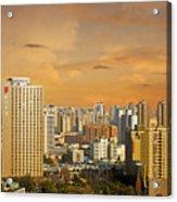 Shanghai - Paris Of The East Acrylic Print by Christine Till