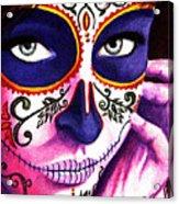 Siempre En Mi Mente  Acrylic Print by Al  Molina