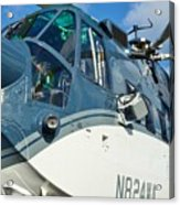 Sikorsky S-61n Acrylic Print by Lynda Dawson-Youngclaus