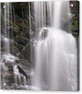 Soco Falls North Carolina Acrylic Print by Steve Gadomski