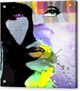 Spirit Acrylic Print by Ramneek Narang