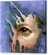 Splash Of Color Acrylic Print by Ulysses Albert III