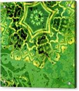 Spring Sprung Acrylic Print by Bonnie Bruno