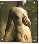 Statuesque Acrylic Print by Jessica Jenney