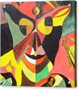 Stigma Acrylic Print by Surya Prakash Makarla