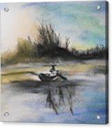 Still Moment Acrylic Print by Janice Robertson