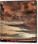 sunset Trip Acrylic Print by Mario Bennet