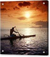 Tahiti, Papeete Acrylic Print by Joe Carini - Printscapes