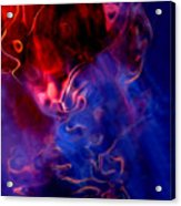 Taurus Acrylic Print by Terril Heilman