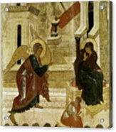 The Annunciation Acrylic Print by Granger